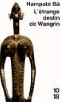 Couverture L'étrange destin de Wangrin