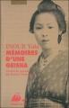 Couverture Mémoires d'une geisha Editions Philippe Picquier (Poche) 2002