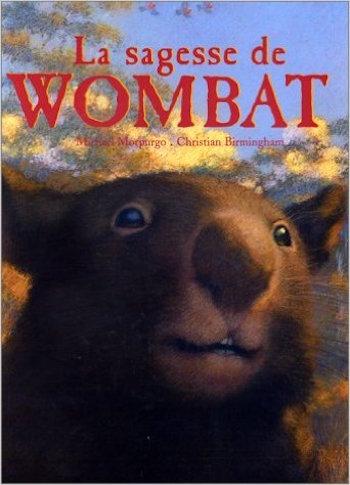 Couverture La sagesse de Wombat