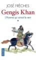 Couverture Gengis Khan, tome 1 : L'Homme qui aimait le vent Editions Pocket 2017