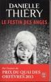 Couverture Commissaire Edwige Marion, tome 06 : Le festin des anges Editions J'ai Lu 2014