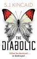 Couverture Diabolic, tome 1 : Protéger ou mourir Editions Simon & Schuster 2016