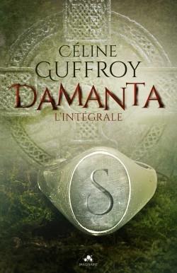 Couverture Damanta, l'intégrale
