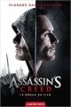 Couverture Assassin's creed : Le roman du film Editions Castelmore 2017