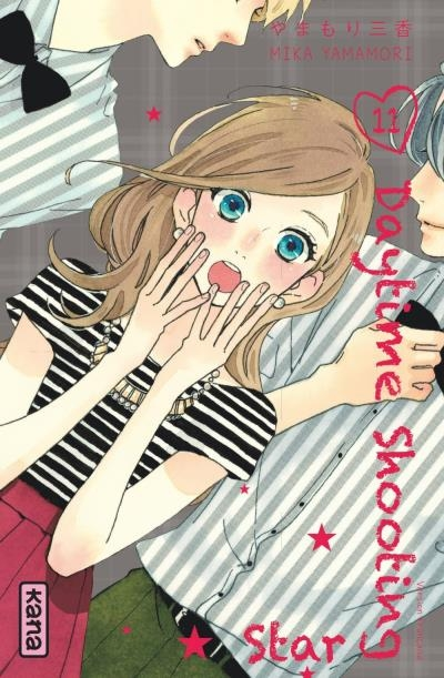 Couverture Daytime Shooting Star, tome 11