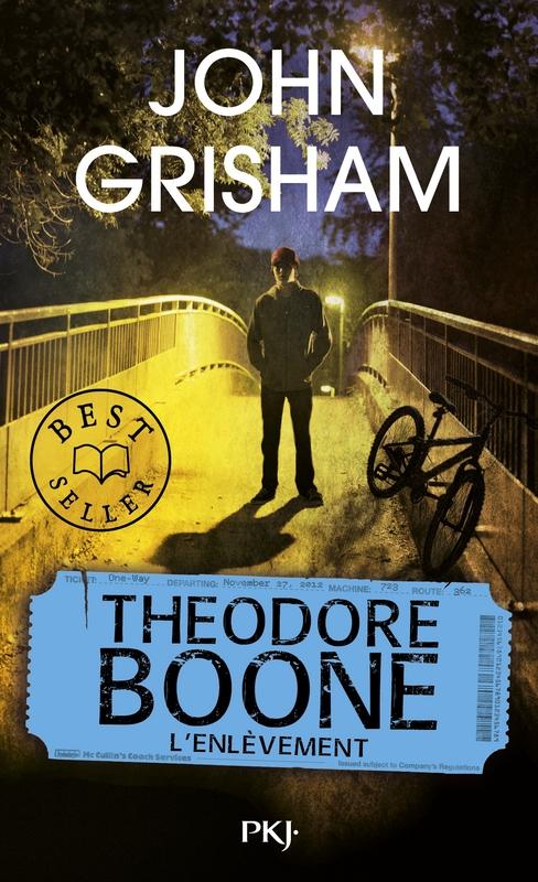 Couverture Theodore Boone, tome 2 : L'enlèvement
