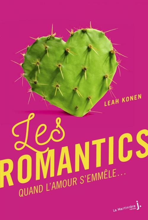 Couverture Les romantics