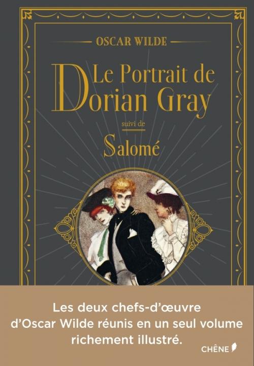 Couverture Le portrait de Dorian Gray suivi de Salomé