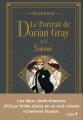 Couverture Le portrait de Dorian Gray suivi de Salomé Editions du Chêne 2016