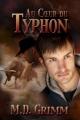 Couverture La saga des métamorphes, tome 2 : Au coeur du typhon Editions Dreamspinner Press 2014