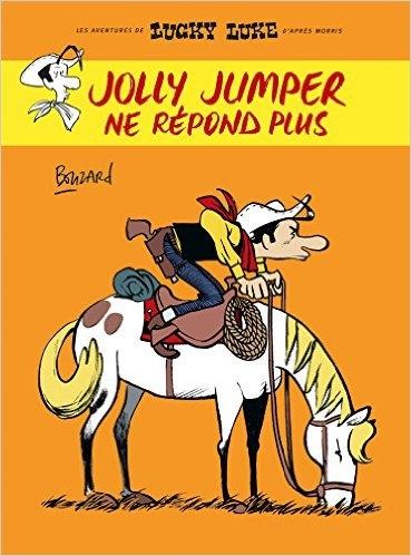 Couverture Jolly Jumper ne répond plus