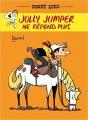 Couverture Jolly Jumper ne répond plus Editions Lucky Comics 2017