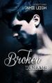 Couverture Broken dreams Editions ST 2015