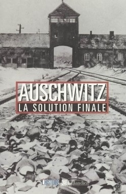 Couverture Auschwitz : La Solution finale