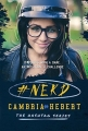 Couverture Hashtag, tome 1 : #nerd Editions Amazon 2014