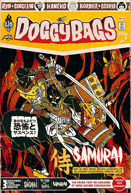 Couverture DoggyBags, tome 12