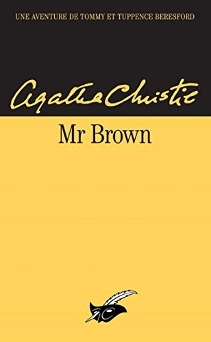Couverture Mr Brown / Mr. Brown / Monsieur Brown