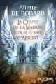 Couverture Dominion of the fallen, tome 1 : La chute de la maison aux flèches d'argent Editions Fleuve (Outrefleuve) 2017