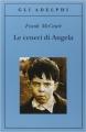 Couverture Une enfance irlandaise, tome 1 : Les Cendres d'Angela Editions Adelphi 2000