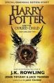 Couverture Harry Potter et l'enfant maudit Editions Arthur A. Levine Books 2016