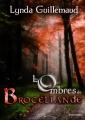 Couverture Les ombres de Brocéliande Editions Librinova 2016