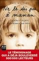 Couverture Ne le dis pas à maman Editions K&B 2008