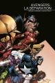 Couverture Avengers : La séparation Editions Panini 2016