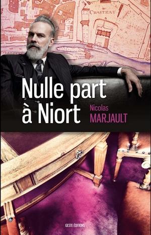 Couverture Nulle part à Niort