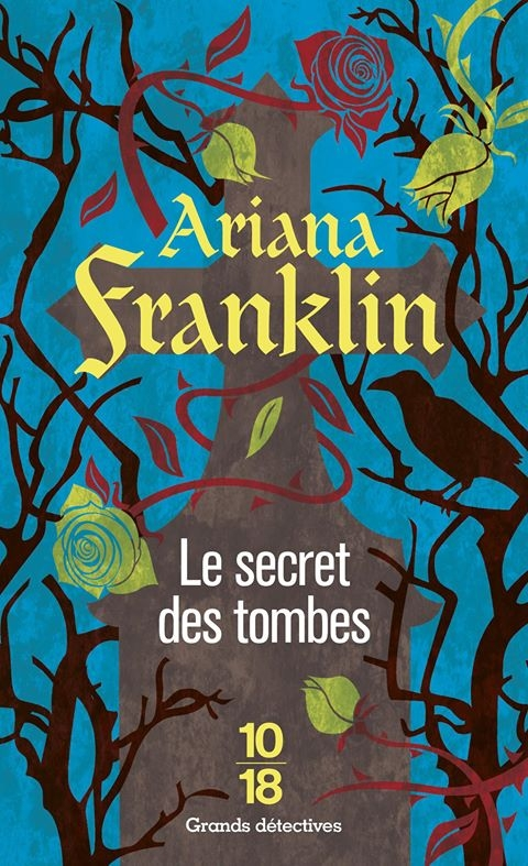 Couverture Le secret des tombes