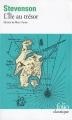 Couverture L'île au trésor Editions Folio  (Classique) 2000