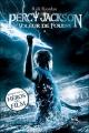 Couverture Percy Jackson (comics), tome 1 : Le Voleur de foudre Editions Albin Michel (Jeunesse) 2013
