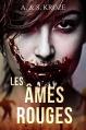 Couverture Les âmes rouges, tome 1 : L'éveil Editions Amazon 2016