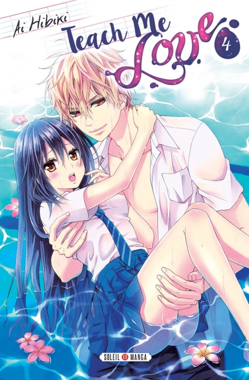 Couverture Teach me love, tome 04