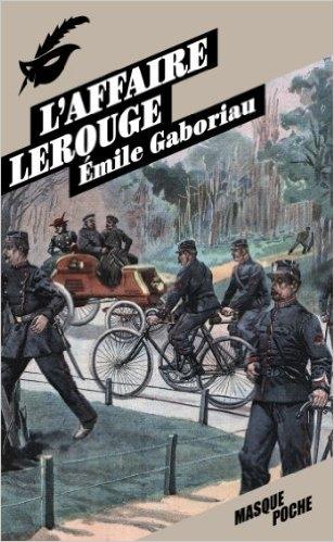 Couverture L'affaire Lerouge