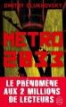 Couverture Métro 2033 Editions Le Livre de Poche (Science-fiction) 2017