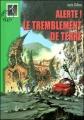 Couverture Alerte, le tremblement de terre Editions Hachette (Bibliothèque Verte) 2000