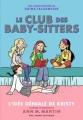Couverture Le club des baby-sitters (BD) : L'idée géniale de Kristy Editions Gallimard  (Jeunesse) 2017