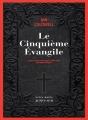 Couverture Le cinquième évangile Editions Actes Sud (Actes noirs) 2016