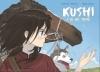 Couverture Kushi, tome 1 : Le lac sacré Editions Fei 2017