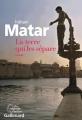 Couverture La Terre qui les sépare Editions Gallimard  (Du monde entier) 2017
