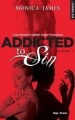 Couverture Addicted to sin, tome 1 Editions Hugo & Cie (New Romance) 2016