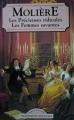 Couverture Les Précieuses ridicules, Les Femmes savantes Editions Maxi Poche (Classiques français) 1998