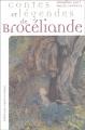 Couverture Contes et légendes de Brocéliande Editions Ouest-France 2002