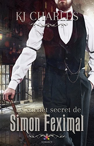 Couverture Simon Feximal, tome 1 : Le carnet secret de Simon Feximal