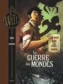 Couverture La guerre des mondes, tome 1 Editions Glénat 2017