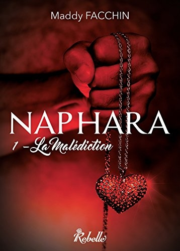 Couverture Naphara, tome 1 : La Malédiction