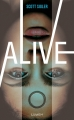 Couverture The Generations, tome 1 : Alive Editions Lumen 2016