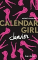 Couverture Calendar girl, tome 01 : Janvier Editions Hugo & cie (New romance) 2017