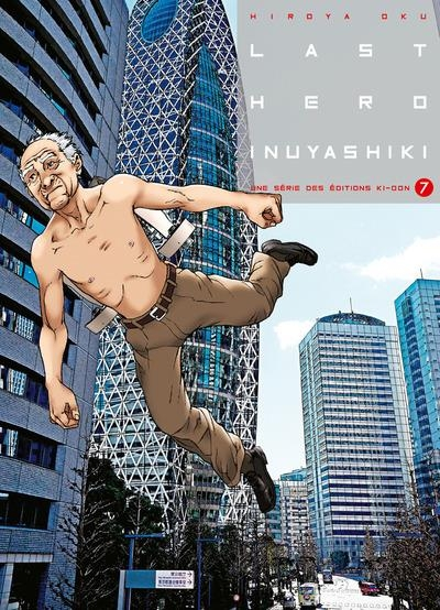 Couverture Last Hero Inuyashiki, tome 07