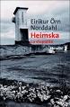Couverture Heimska Editions Métailié (Bibliothèque nordique) 2017